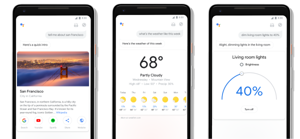 The Google Assistant gets more visual