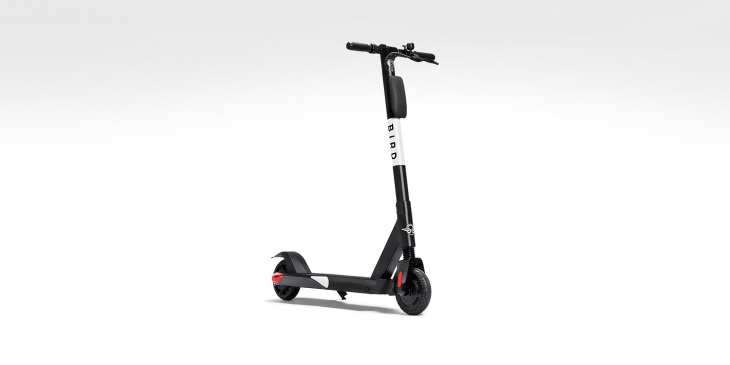 Bird Unveils Custom Electric Scooters And Delivery Techcrunch