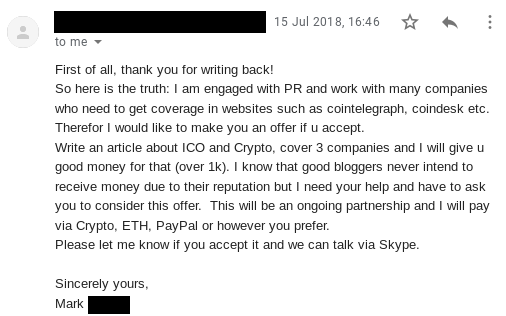 More than half of crypto news sites are pay-for-play