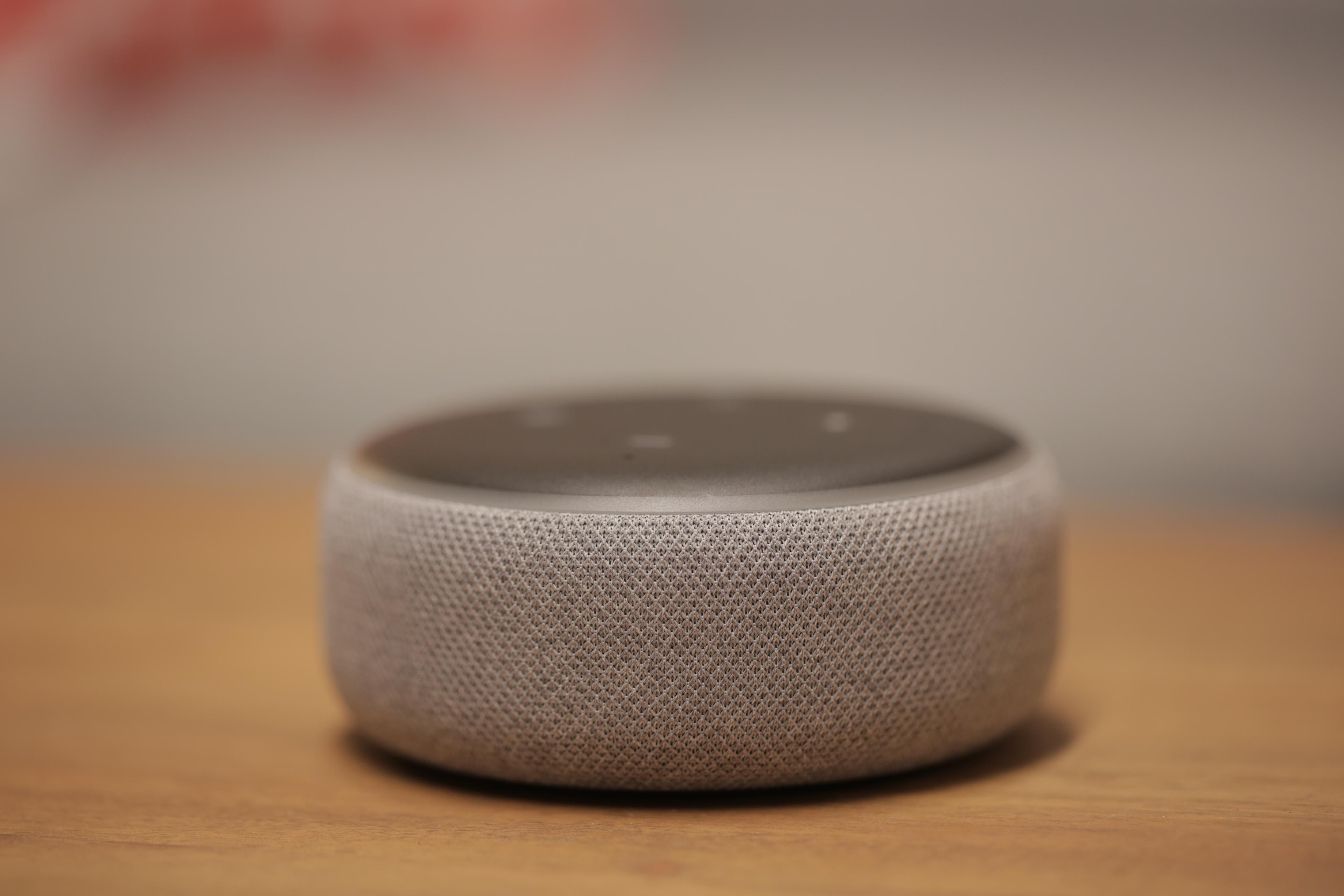 Amazon Echo Dot 3 review CMB 4658