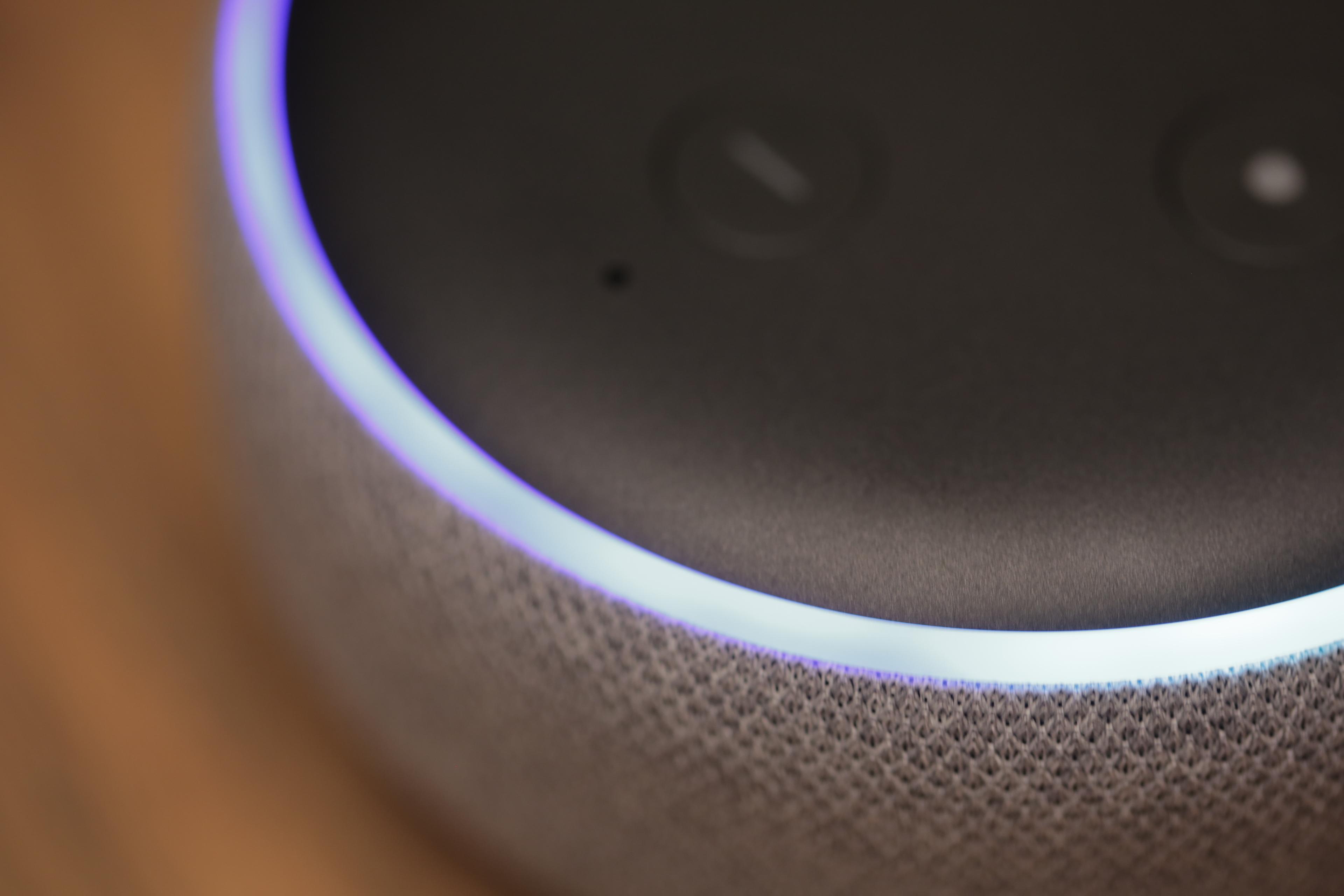 Amazon Echo Dot 3 review CMB 4675