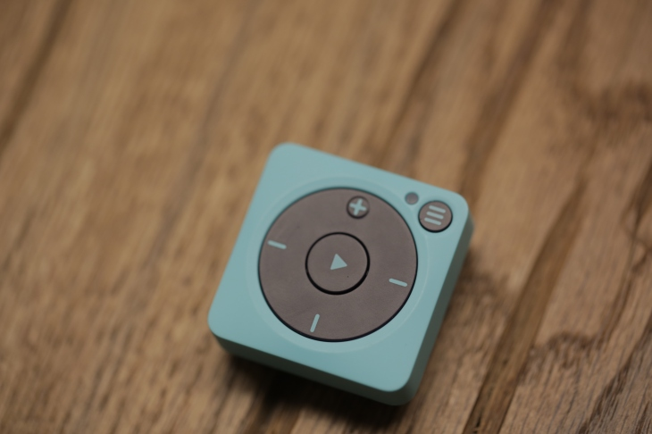 Mighty, the iPod Shuffle for Spotify, gets a bigger battery