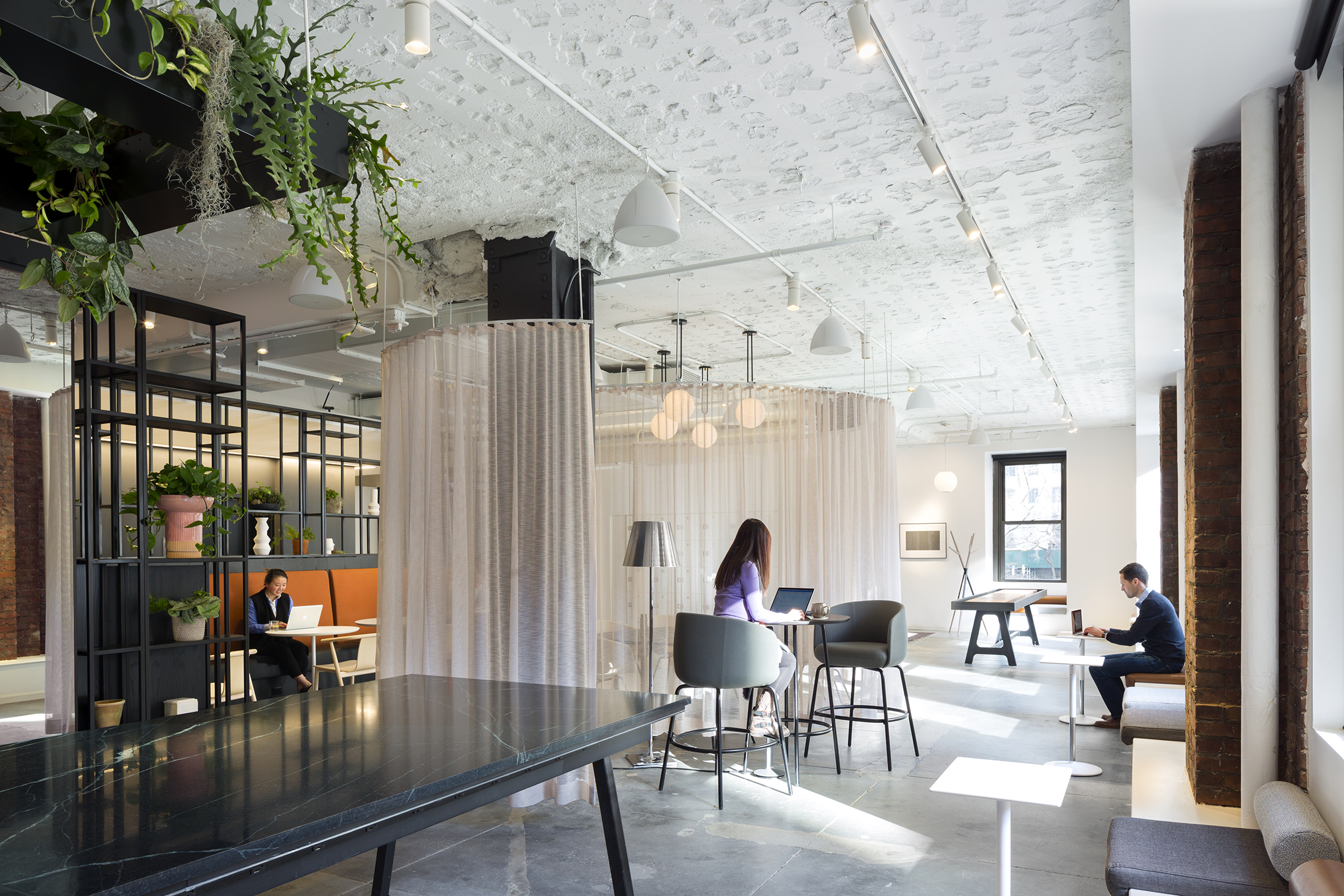 Convene uses landlord partnership model to outclass WeWork Convene at 101 Greenwich Street NYC
