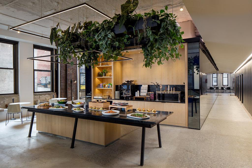 Convene uses landlord partnership model to outclass WeWork Convene culinary