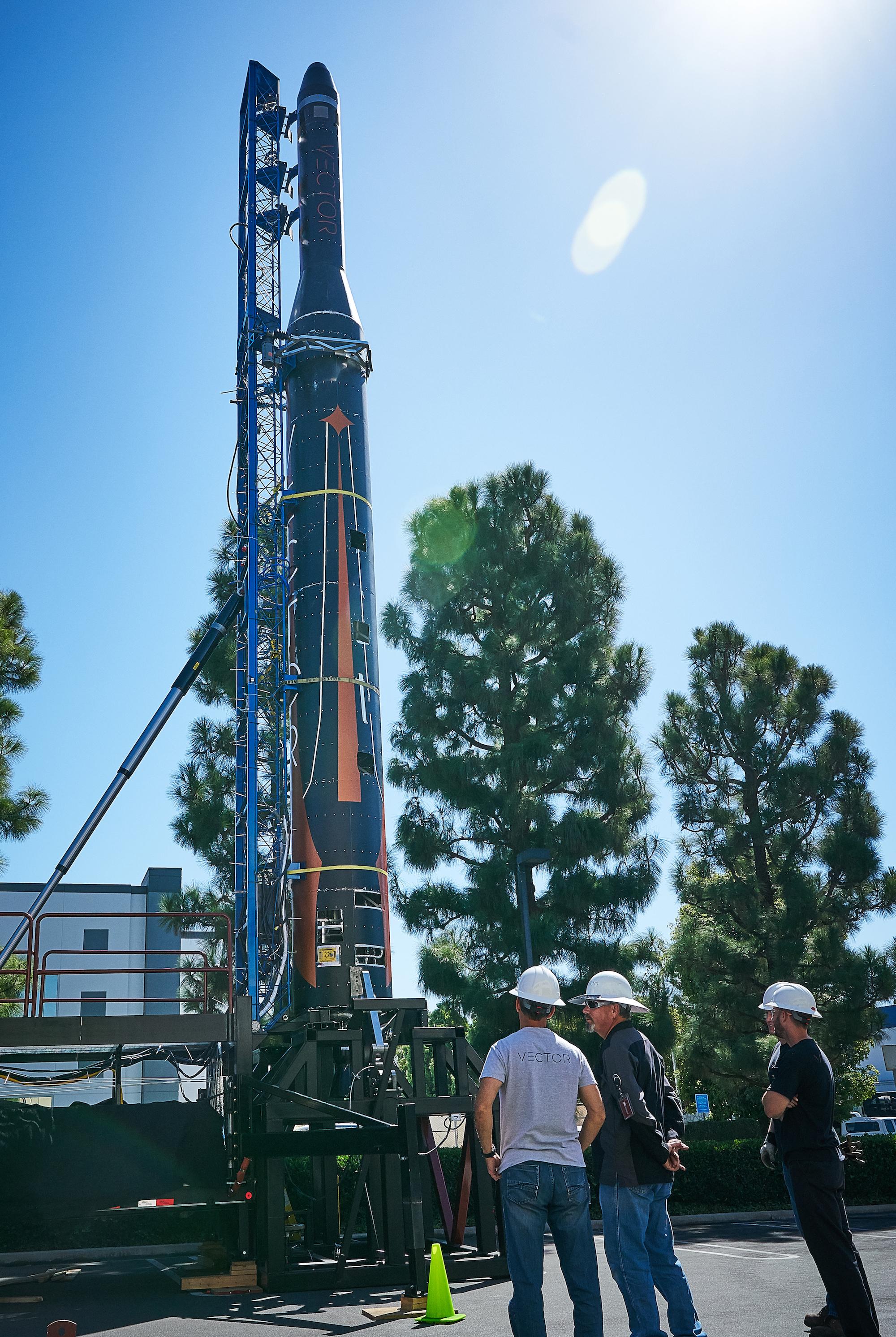 Vector speeds toward orbital launch capability with $70M in new funding