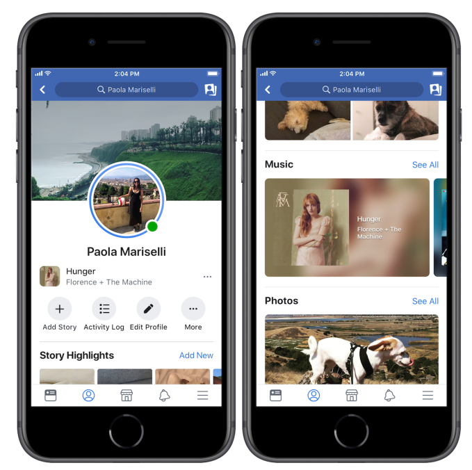 MySpace reborn! Facebook will let you pin song clips to your profile
