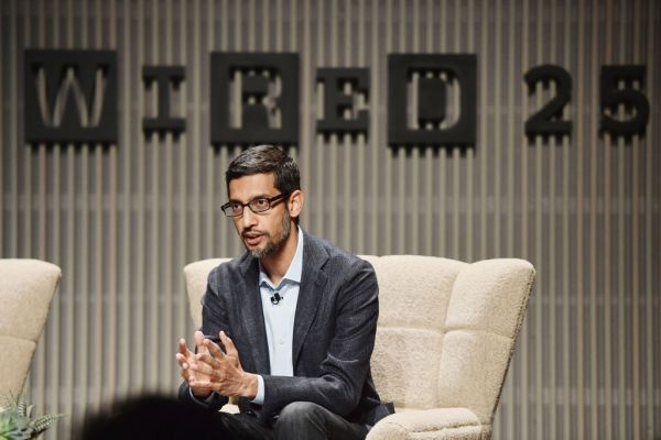 Comment on Google CEO Sundar Pichai speaks publicly for the first time about its censored China search engine by Tico Santos