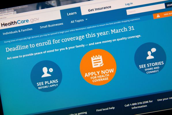 Hackers breach Healthcare.gov system, taking files on 75,000 people