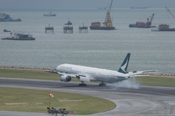Technology Cathay Pacific fined £500k by UK's ICO over data breach disclosed in 2018 thumbnail