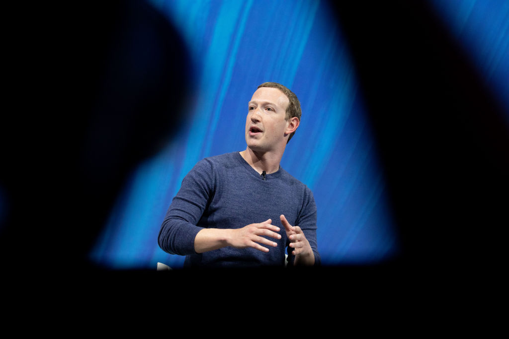Some notable Facebook shareholders file mostly symbolic proposal to oust Mark Zuckerberg as chairman