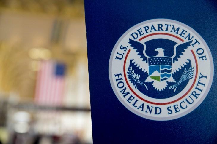 TSA Officers Work As Homeland Security Shutdown Nears Amid Immigration Impasse