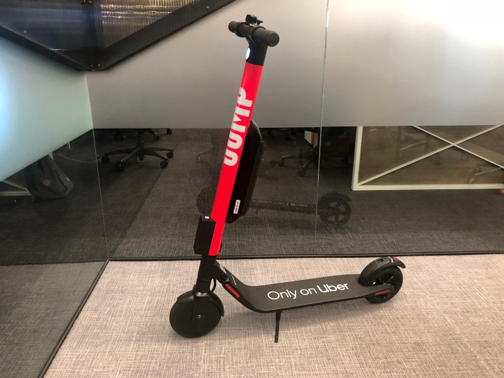 Uber deploys JUMP scooters and bikes in Santa Monica