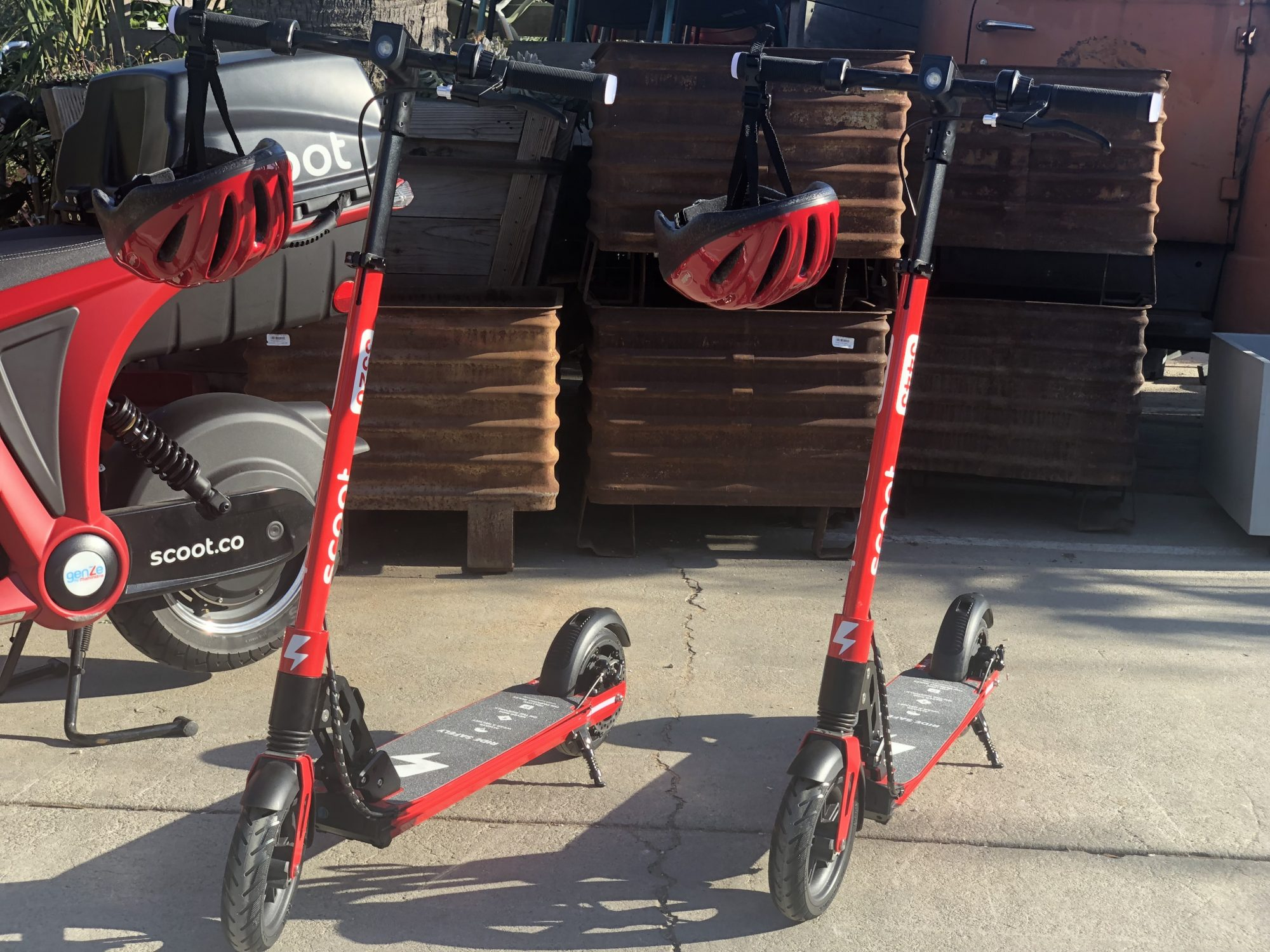 Communication on this topic: Electric scooters return to San Francisco after , electric-scooters-return-to-san-francisco-after/