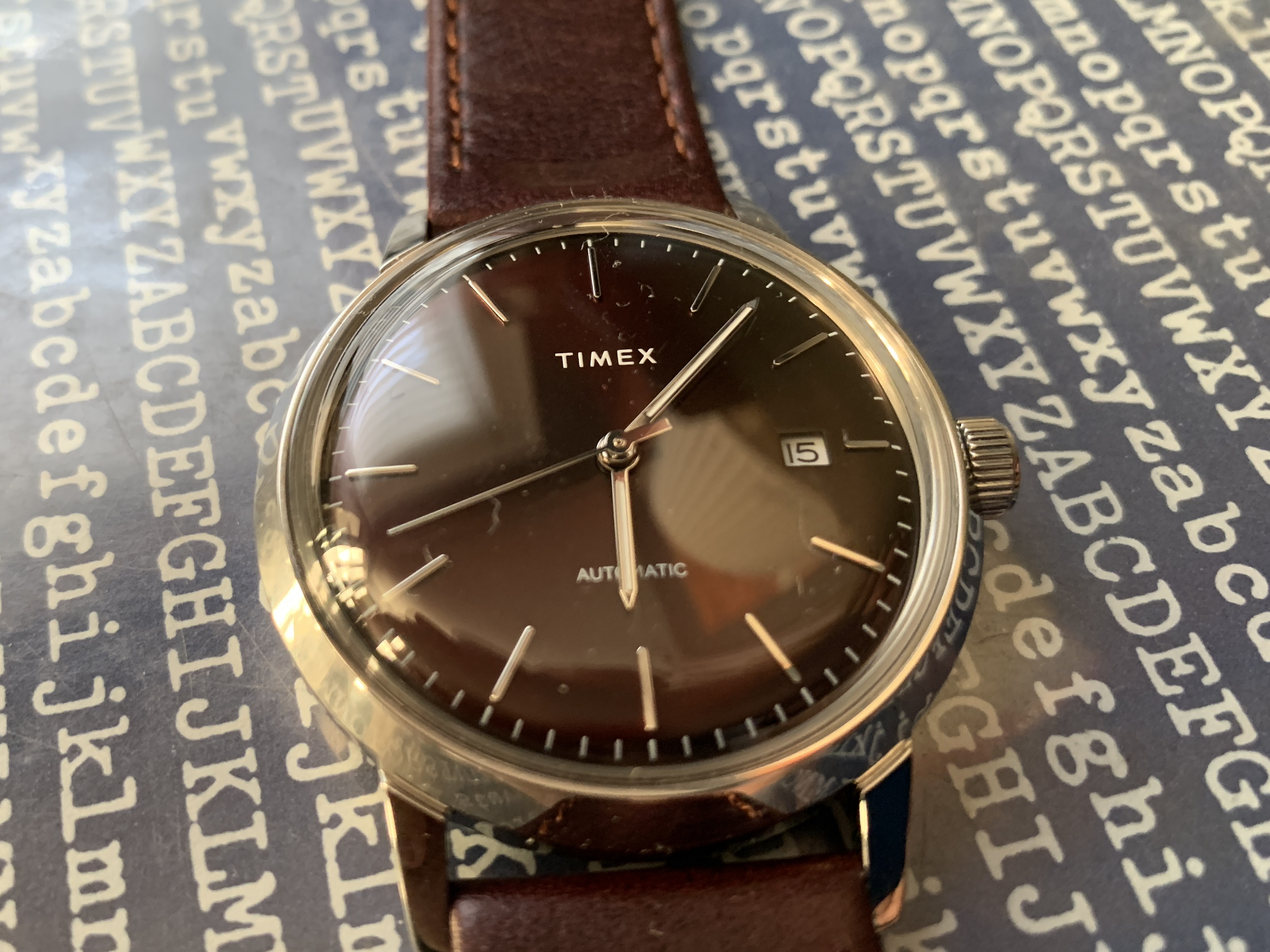 Timex catalog numbers