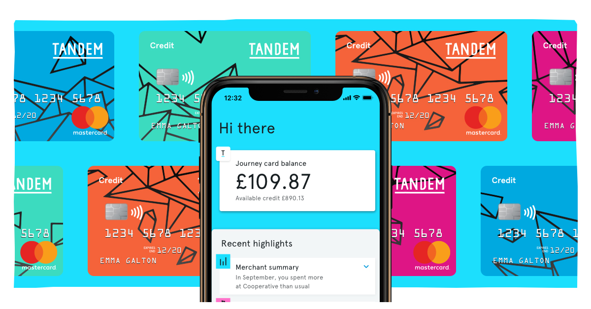 Tandem's new credit card targets people who have non