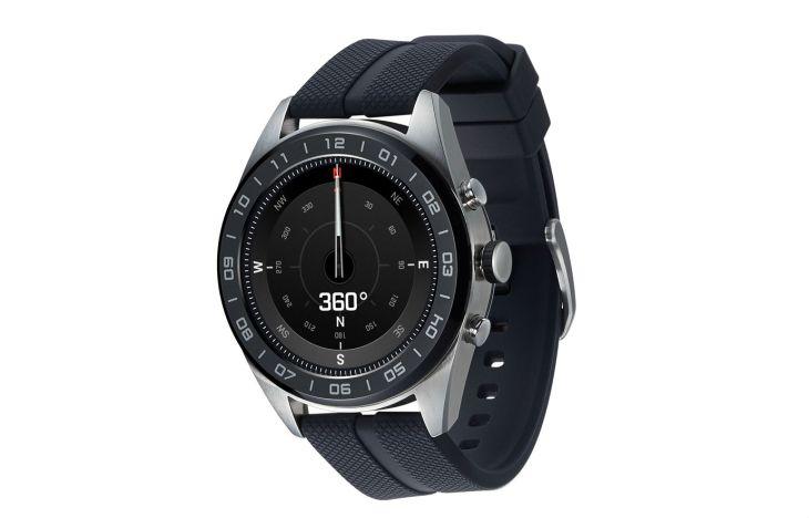 Can LG's strange hybrid smartwatch breathe life into Wear OS