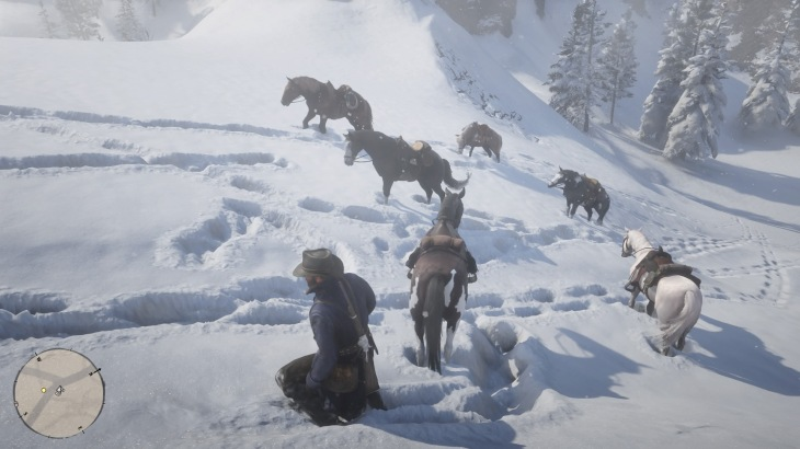 Red Dead Redemption 2 Five Tips For Being The Best Outlaw You Can