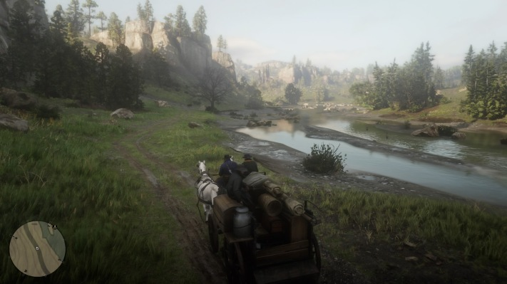 Red Dead Redemption 2 sets the bar high for the next generation of