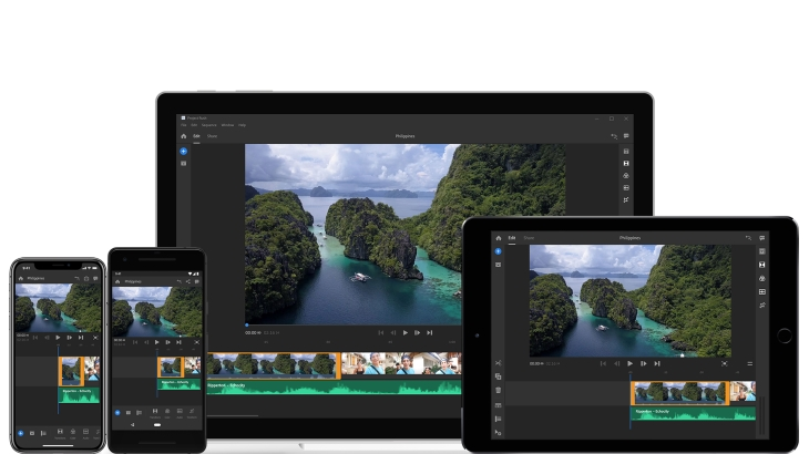 Premiere Rush CC is Adobe's new all-in-one video editing