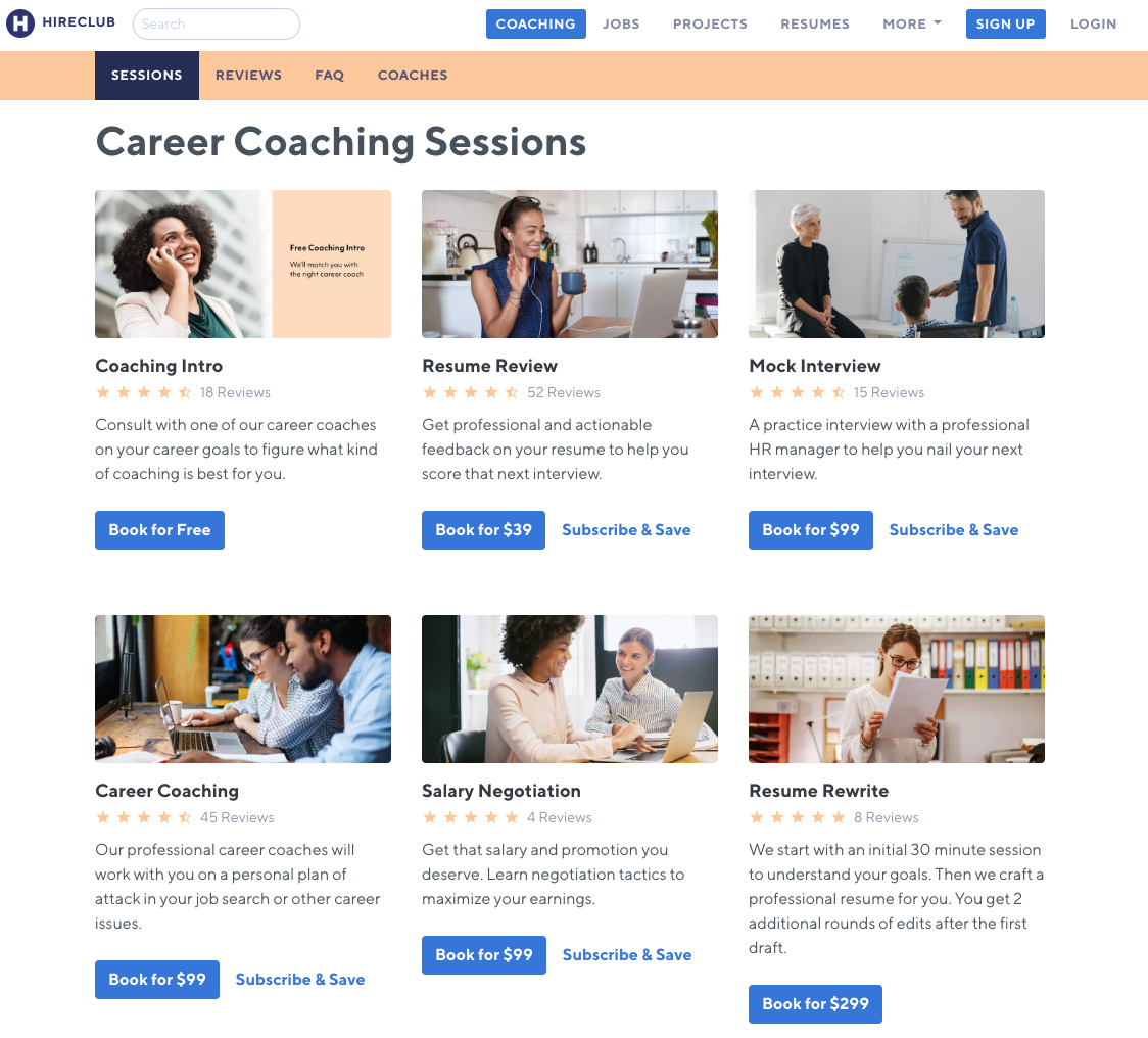 HireClub wants to bring career coaching to the masses