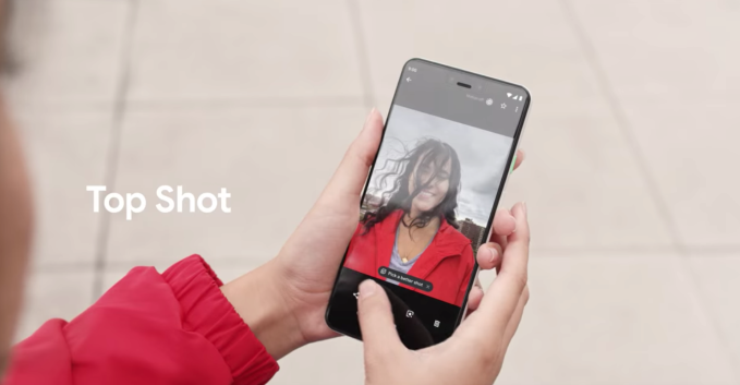 Google ups the Pixel 3's camera game with Top Shot, group selfies and more