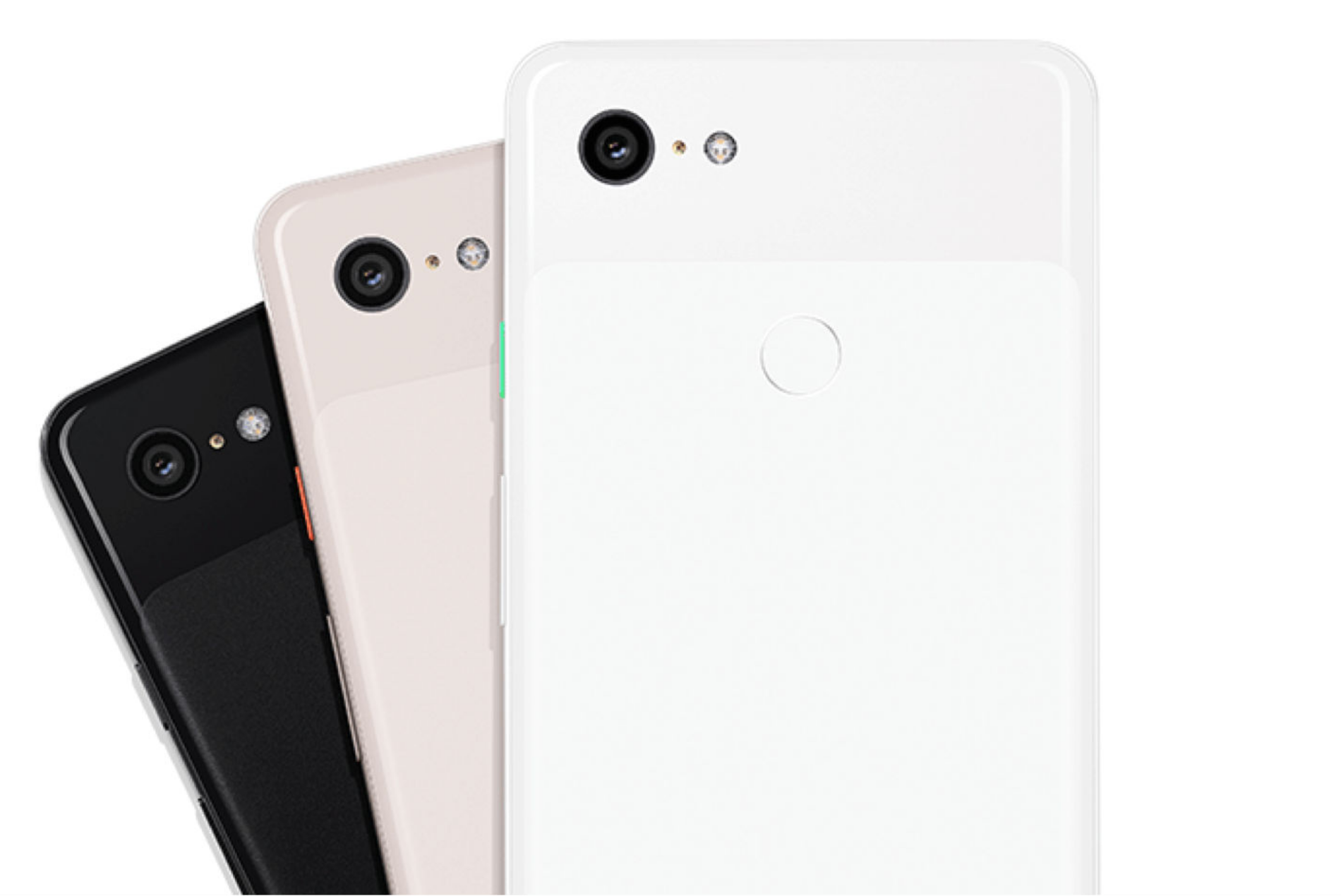 Here is the Google Pixel 3
