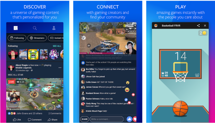 Facebook's gaming hub Fb.gg arrives in beta on Android