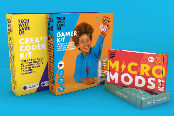 Tech Will Save Us offers STEM toys you'll actually use – TechCrunch