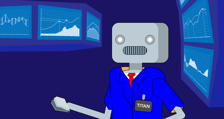 Scared to trade stocks? Titan algorithmically invests for