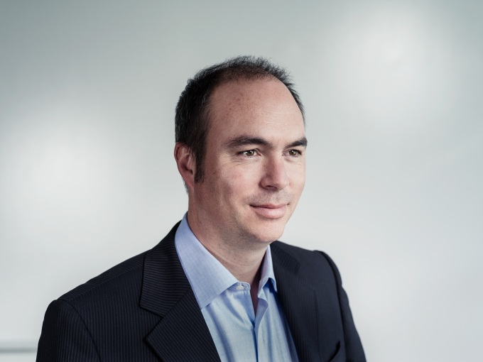 Upwork CEO Stephane Kasriel (Photo from Upwork)