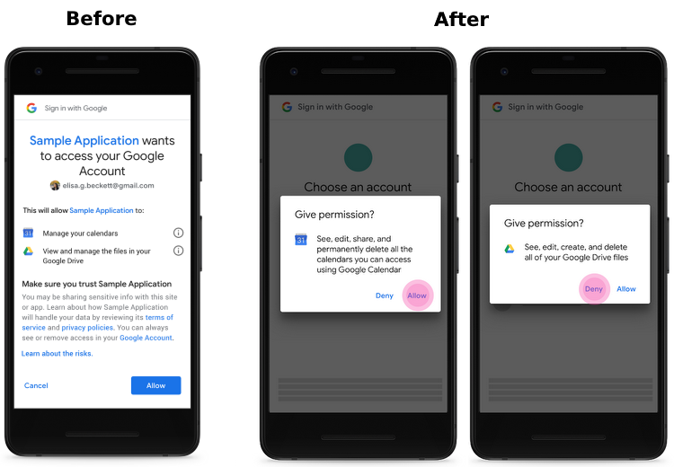 Here's how Google is revamping Gmail and Android security
