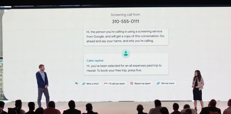 Apple needs a feature like Google's Call Screen