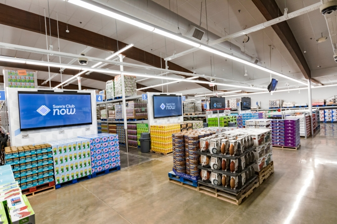 Walmart Opens Test Shop For New Technologies Wqs Food