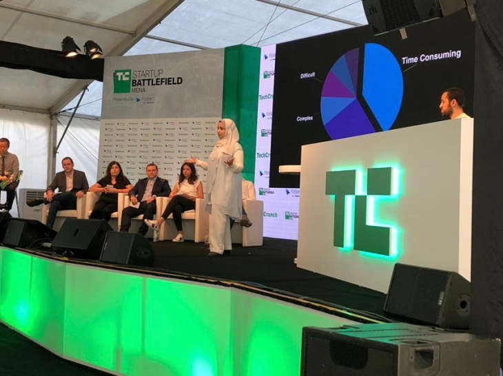 Here Are The Companies That Pitched In Startup Battlefield Mena