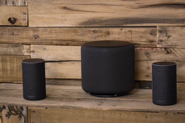 photo image Review: The tiny $149 Echo Sub is a huge audio upgrade