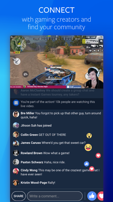 Facebook S Gaming Hub Fb Gg Launches Into Beta On Android Pnu