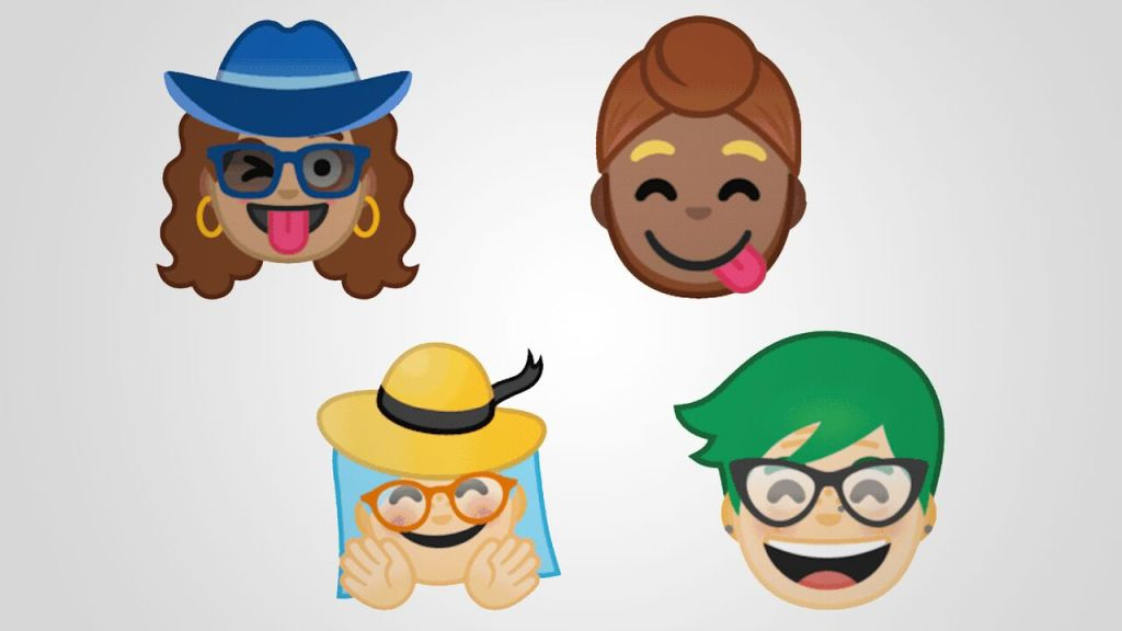 Google's Gboard now lets you create a set of emoji that look like