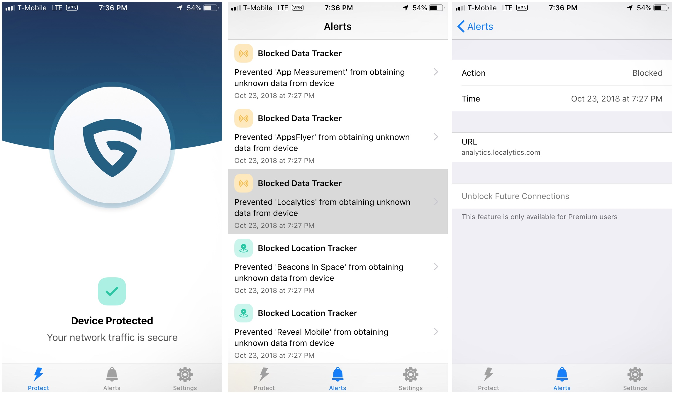 A new 'smart firewall' iPhone app promises to put your privacy before profits