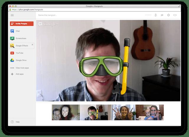 Looking back at Google+ hangouts 2012