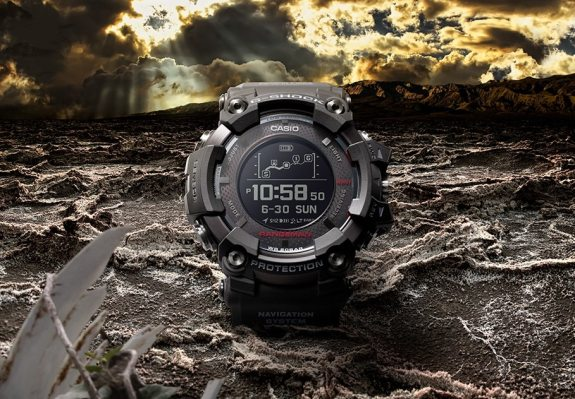 The Casio Rangeman GPR-B1000 is a big watch for big adventures img01