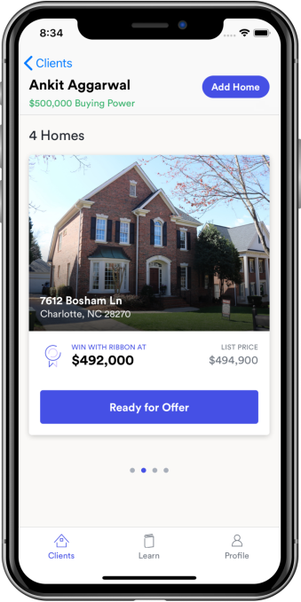 One-year-old Ribbon raises $225m to remove the biggest stress of home buying