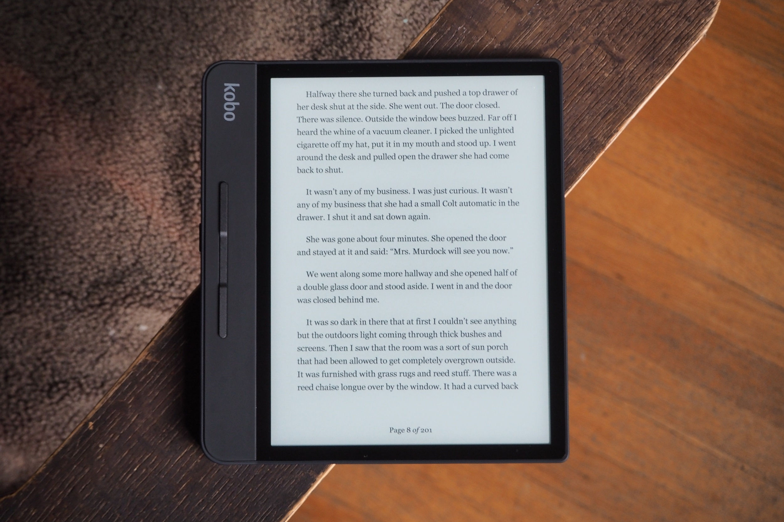 Kobo's Forma e-reader takes on Kindle Oasis with an