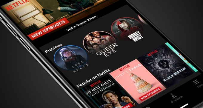 Should cash-strapped Snapchat sell out? To Netflix? mobile previews blog image 1