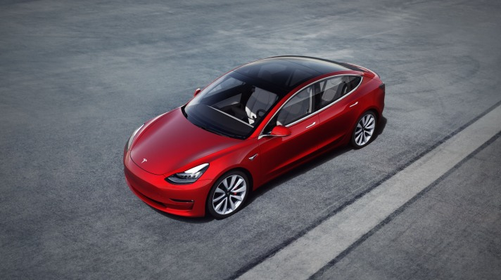 Tesla has opened up Model 3 orders to customers in China model 3 2