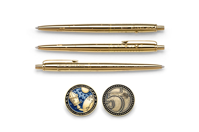 The space pen became the space pen 50 years ago news 101818d