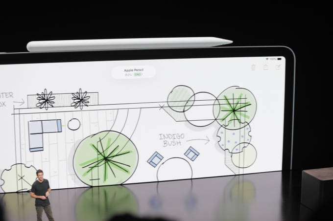 Here's everything Apple announced today at its big hardware event pencil