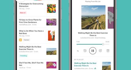 Pocket's reading app won't sound so robotic now | TechCrunch