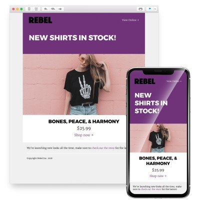 Salesforce acquires Rebel, maker of interactive email services, to expand its Marketing Cloud