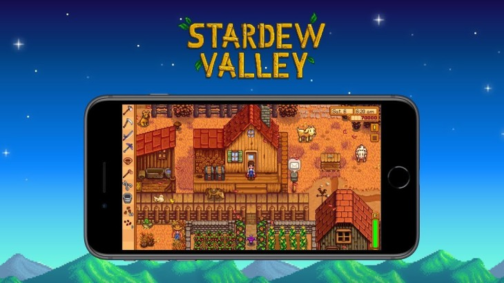 Indie farm-em-up Stardew Valley is coming to iOS and Android