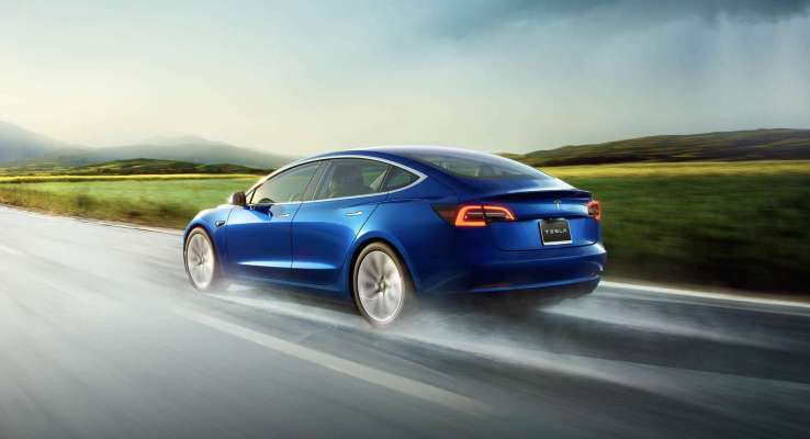 Tesla will only use iron-based batteries for standard model EVs - TechCrunch